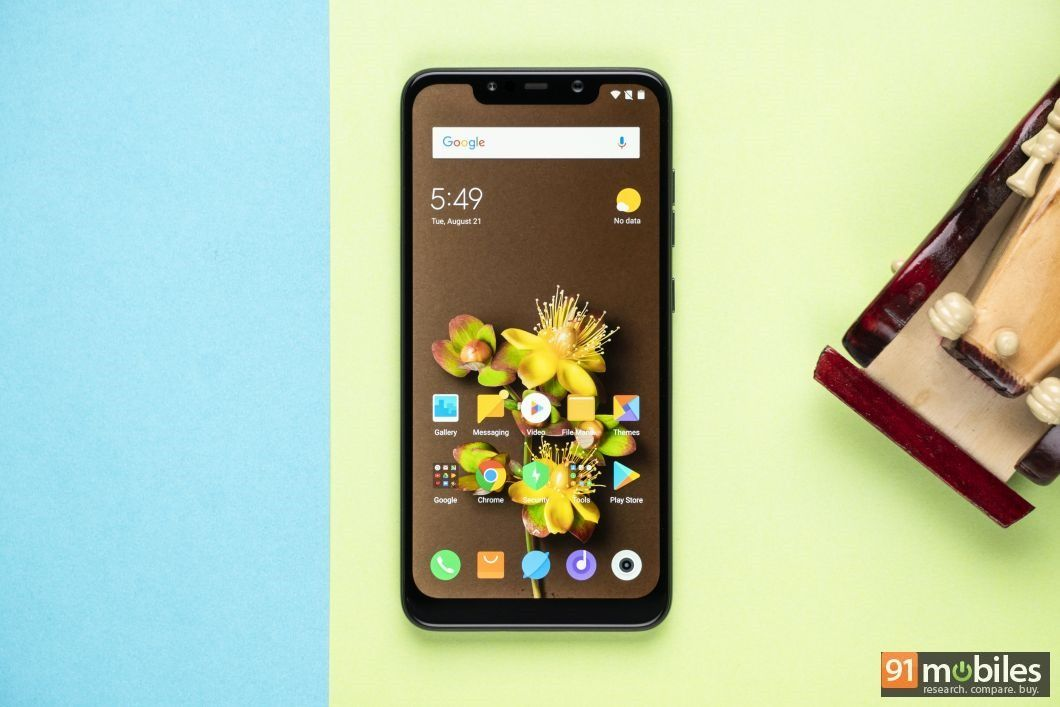 POCO F1 by Xiaomi review 10