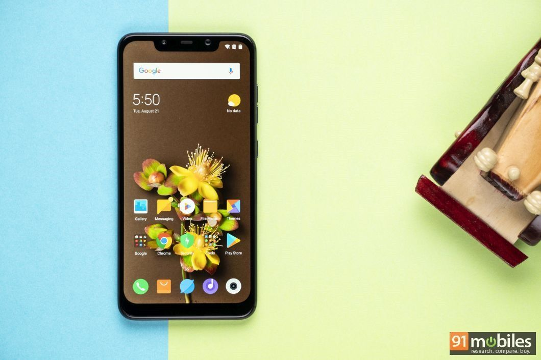 POCO F1 by Xiaomi review 11