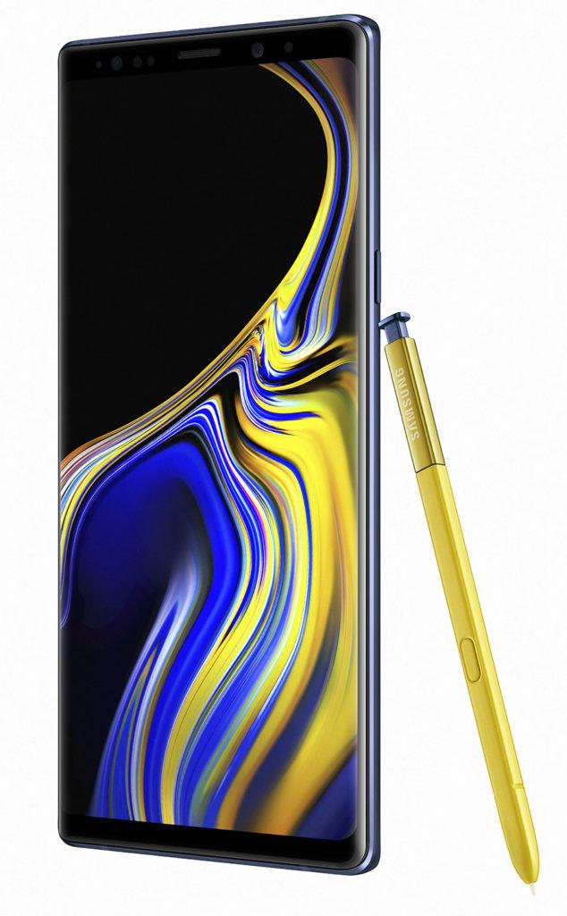 Samsung Galaxy Note 9 3