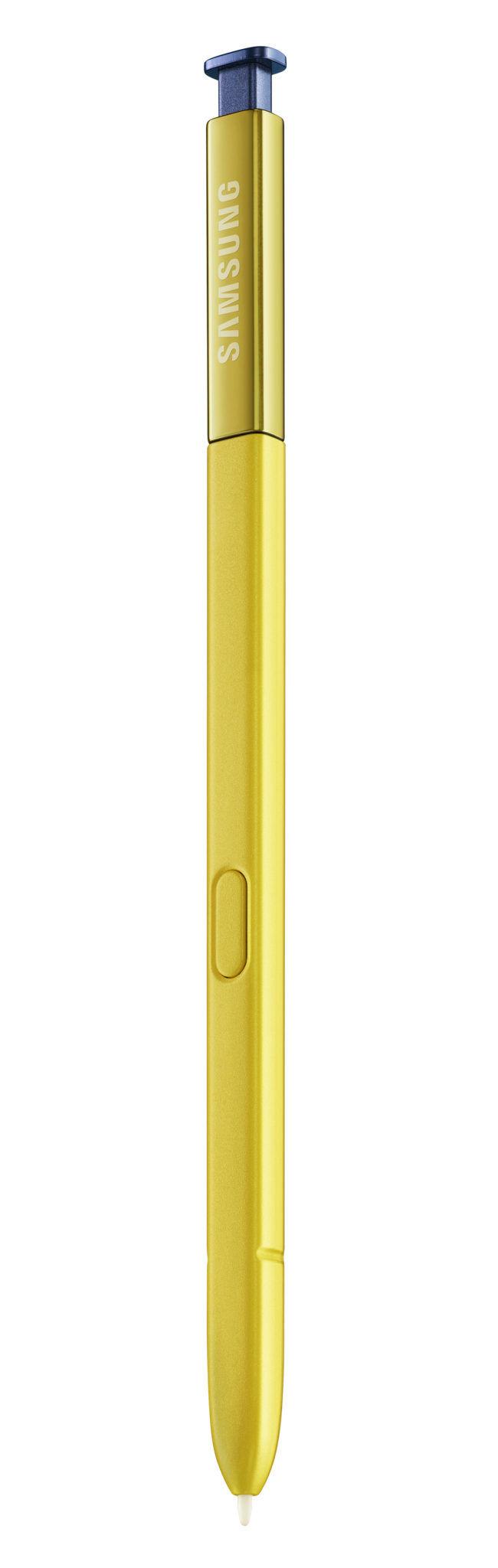 Samsung Galaxy Note 9 S-pen (2)