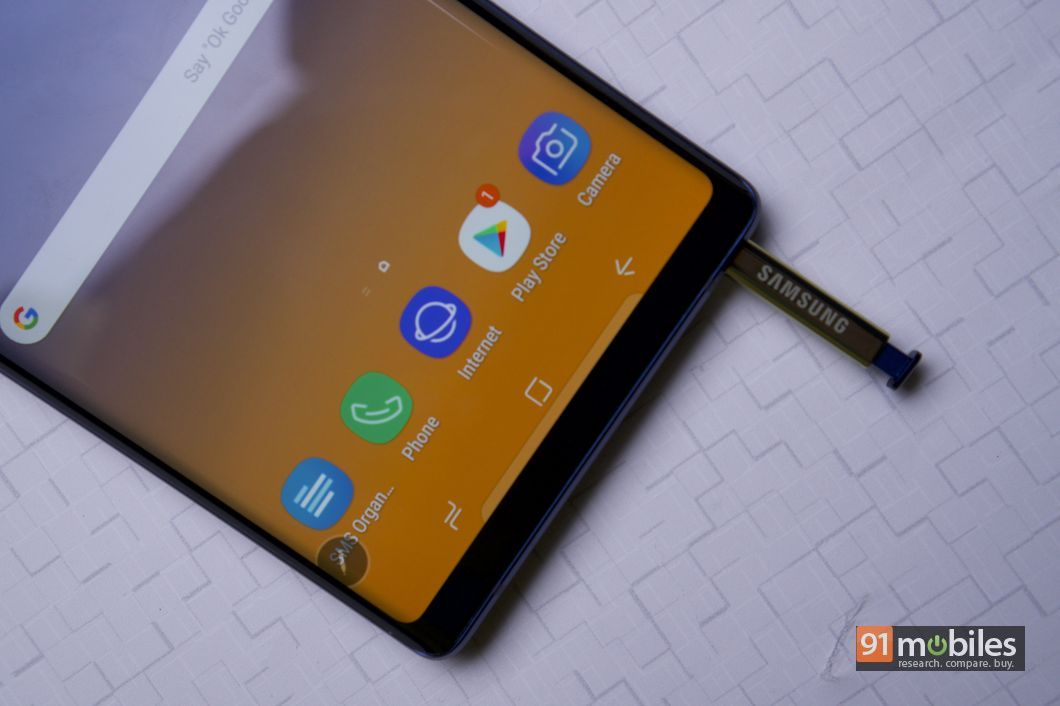 Samsung Galaxy Note 9 review15