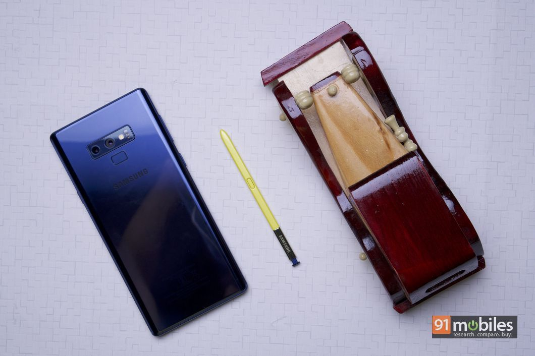 Samsung Galaxy Note 9 review31