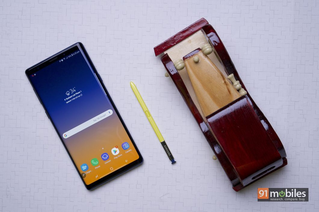 Samsung Galaxy Note 9 review32