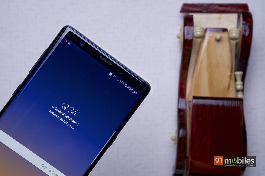 Samsung Galaxy Note 9 review38