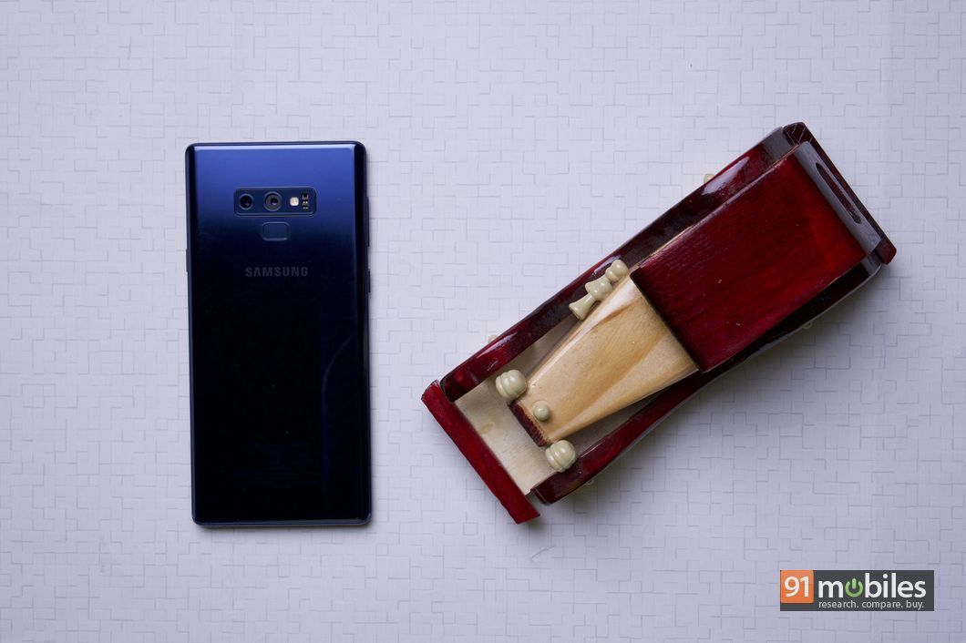 Samsung Galaxy Note 9 review41