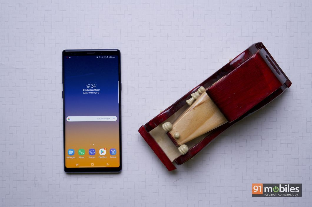 Samsung Galaxy Note 9 review43