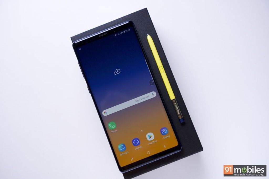 Android 9 Pie beta with One UI is rolling out to some unlocked Note 9s