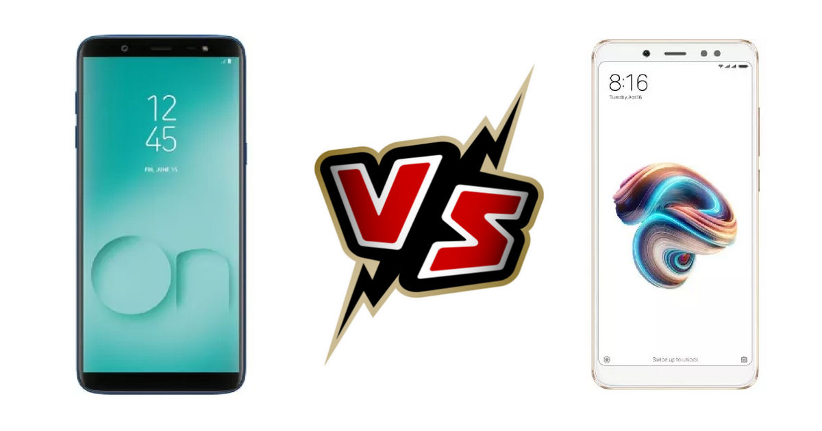 c5e7843b69d Samsung Galaxy On8 vs Xiaomi Redmi Note 5 Pro  dual-camera toting  mid-rangers battle it out. By