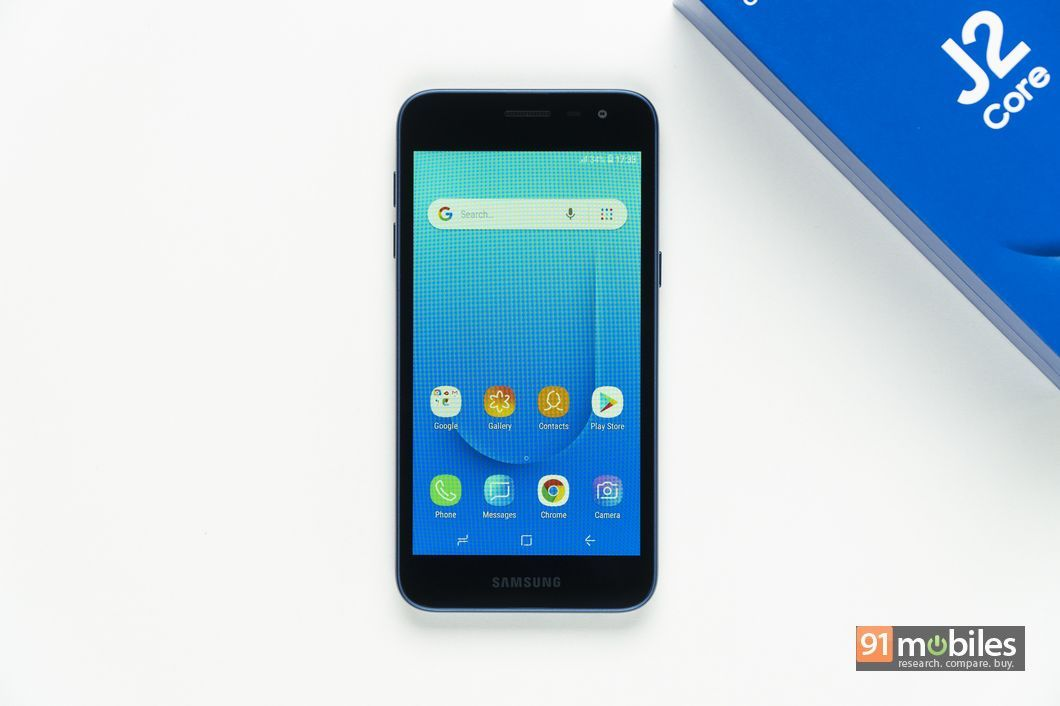 How To Take Screenshot On Samsung Galaxy J2 Core 91mobiles Com