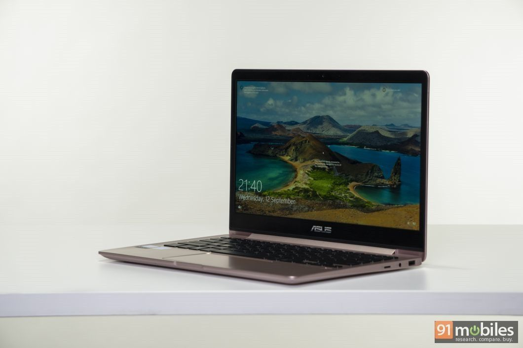Asus Zenbook 13 Ux331 Review A No Fuss Laptop That S Light In