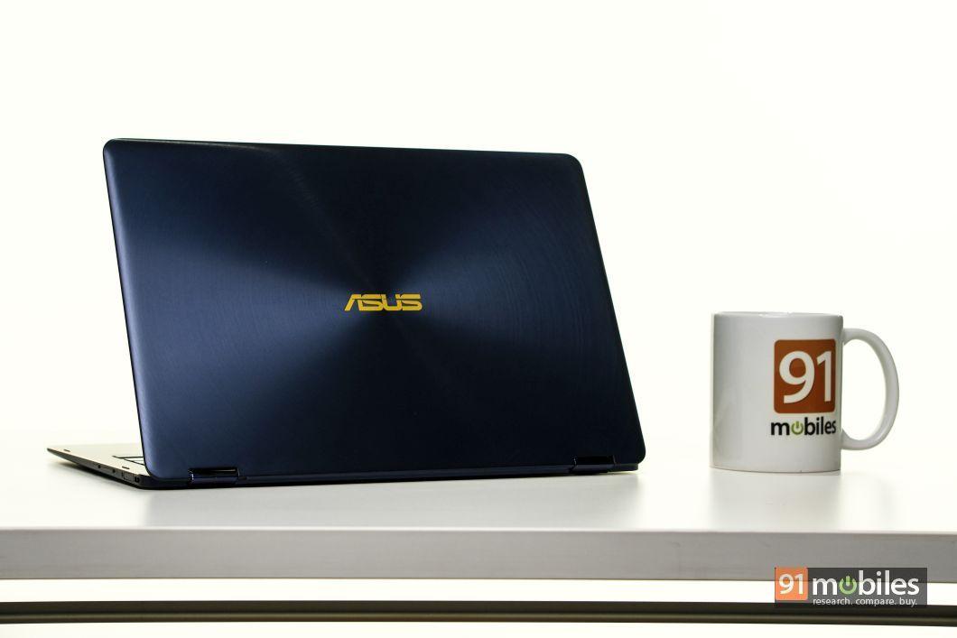 ASUS ZenBook Flip S review15