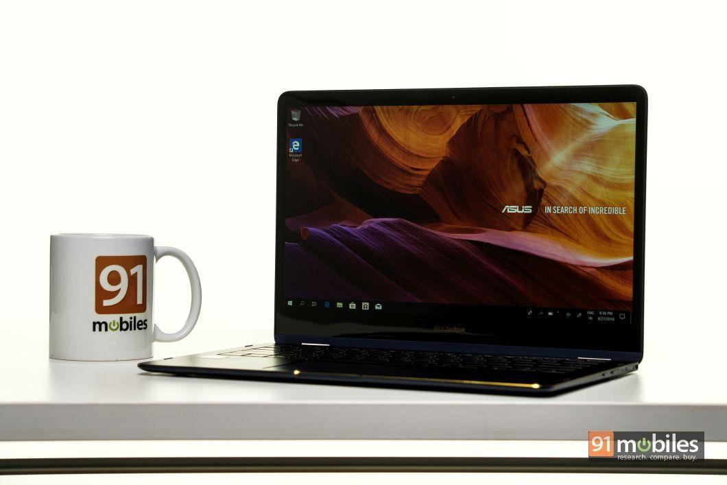 ASUS ZenBook Flip S review16