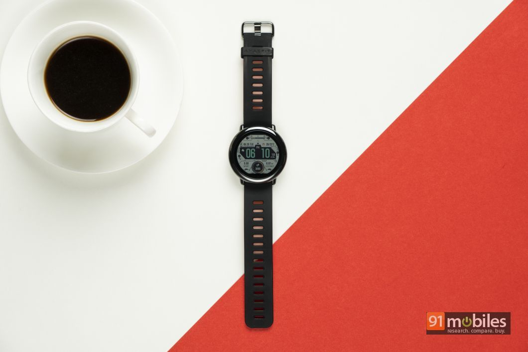 Amazfit Pace review 01