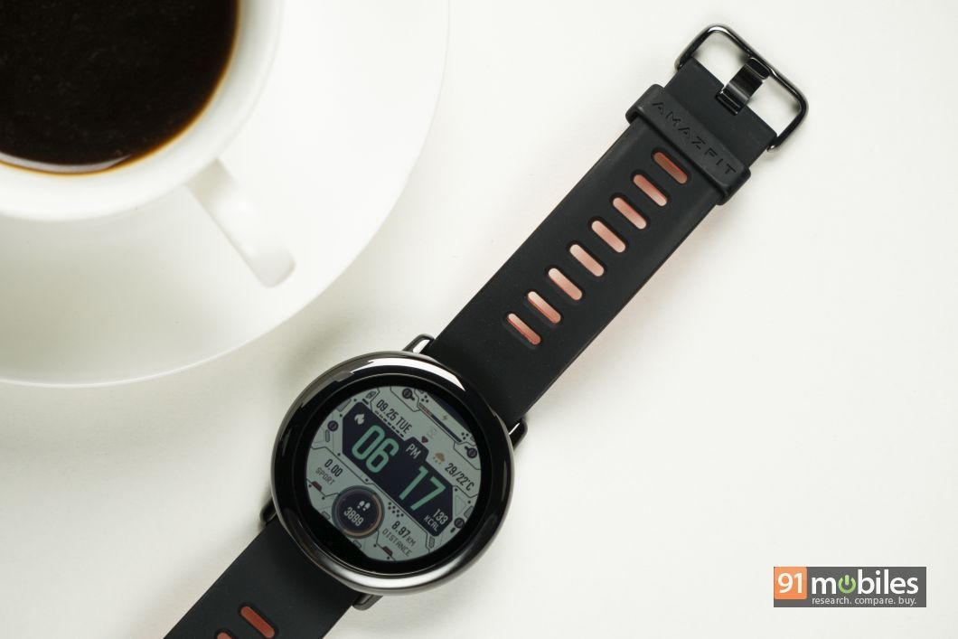 Amazfit Pace review 07