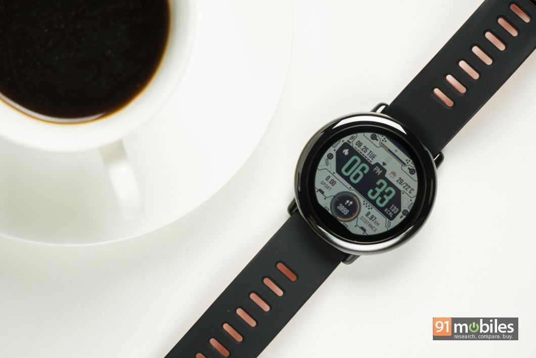 Amazfit Pace review 12