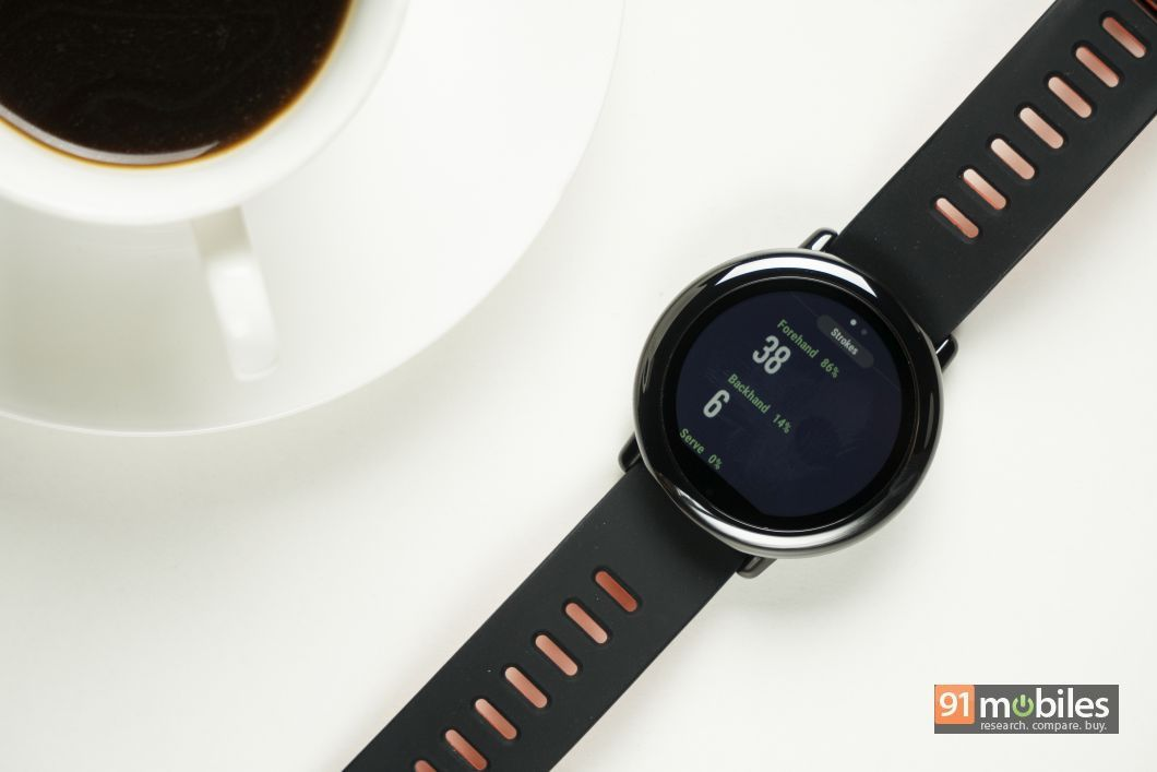 Amazfit Pace review 19