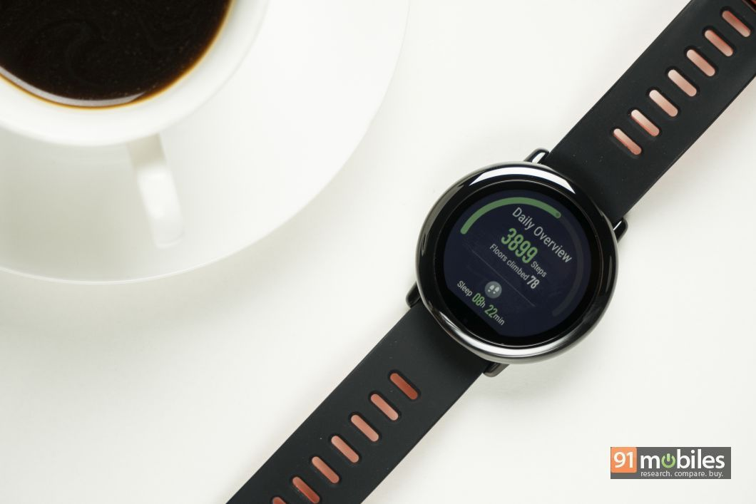 Amazfit Pace review 20