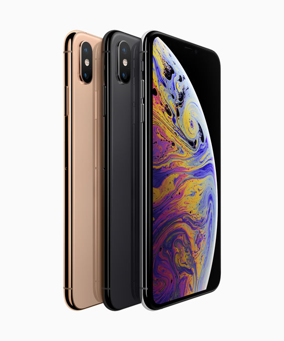 Apple iPhone Xs design