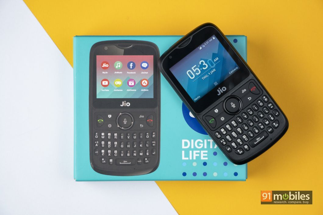 Reliance JioPhone 2 review: your gateway to 4G | 91mobiles com
