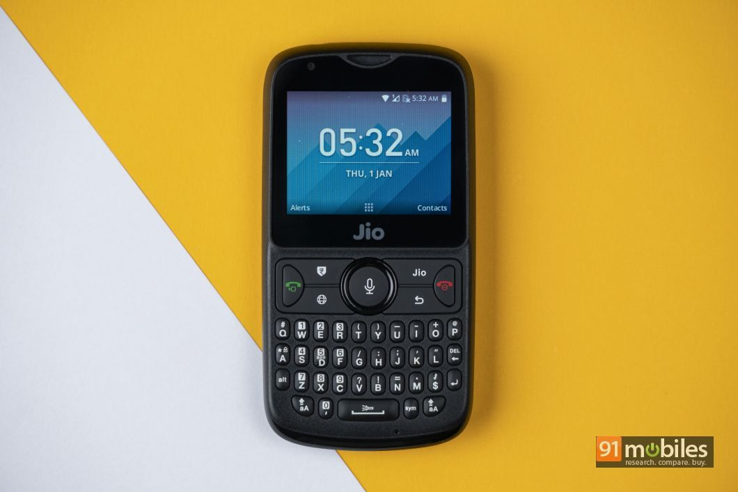Reliance JioPhone 2 review: your gateway to 4G   91mobiles com