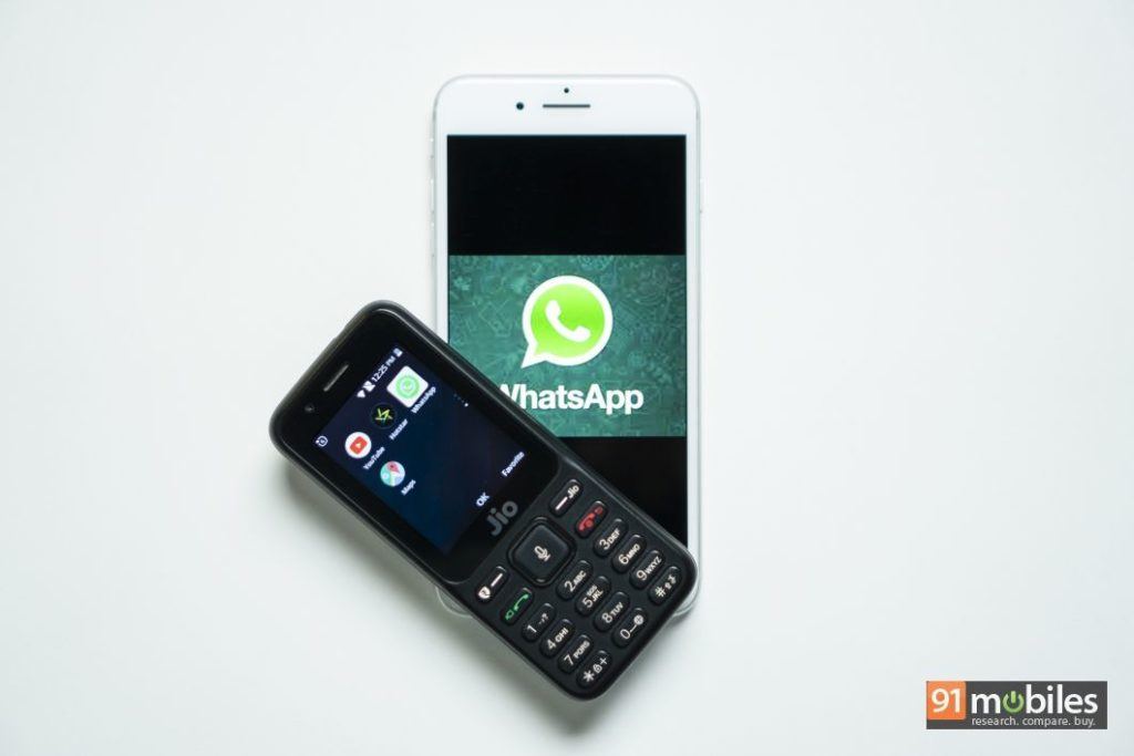 How to install and use WhatsApp on JioPhone and JioPhone 2
