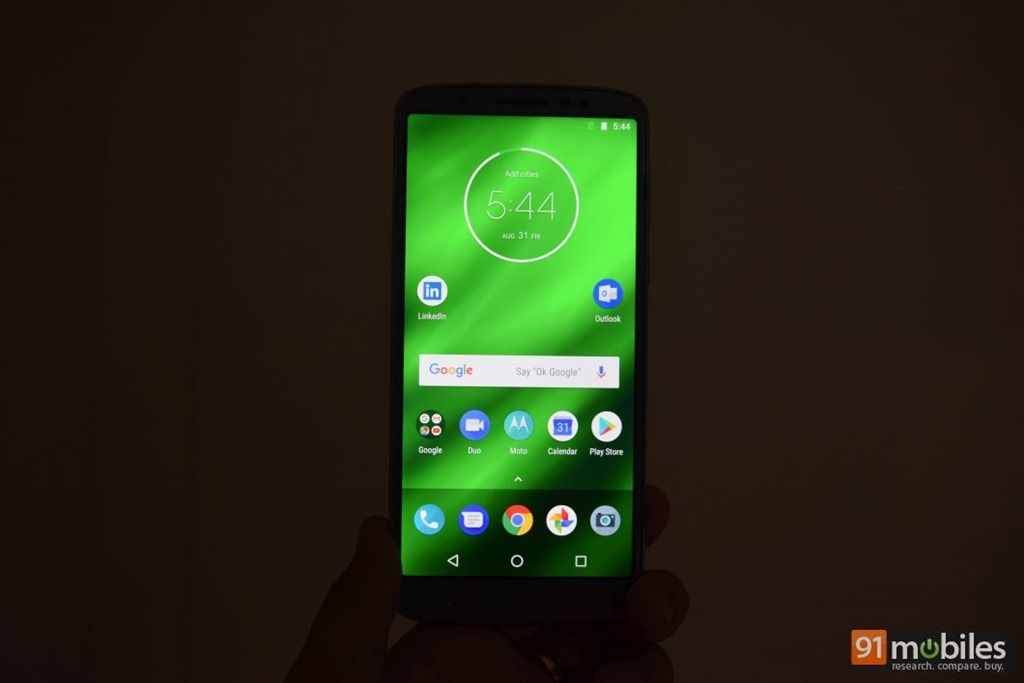 Moto G6 Plus starts receiving Android 9 Pie Update in India