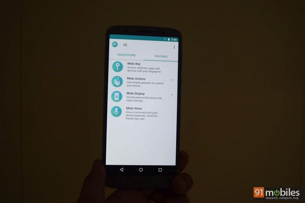 Moto G6 Plus first impressions: the true successor of the