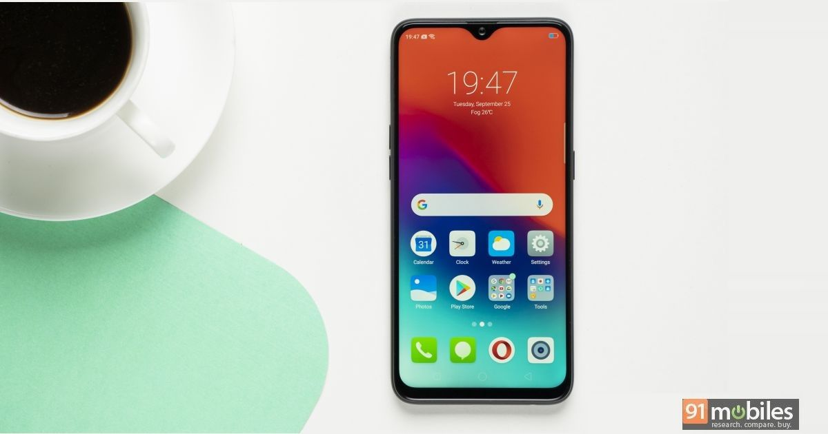 Realme announces dates for Android 9 Pie-based ColorOS 6 update for