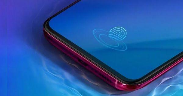 Under Display Fingerprint sensor