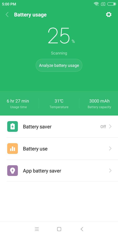 Xiaomi Redmi 6A battery (1)