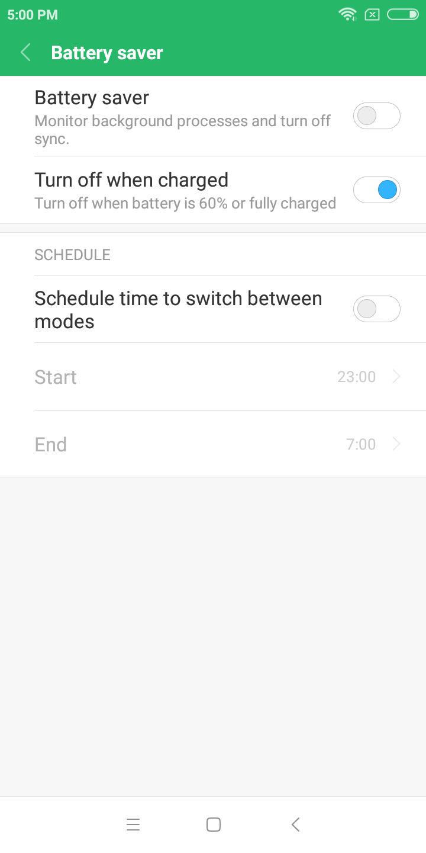 Xiaomi Redmi 6A battery (2)