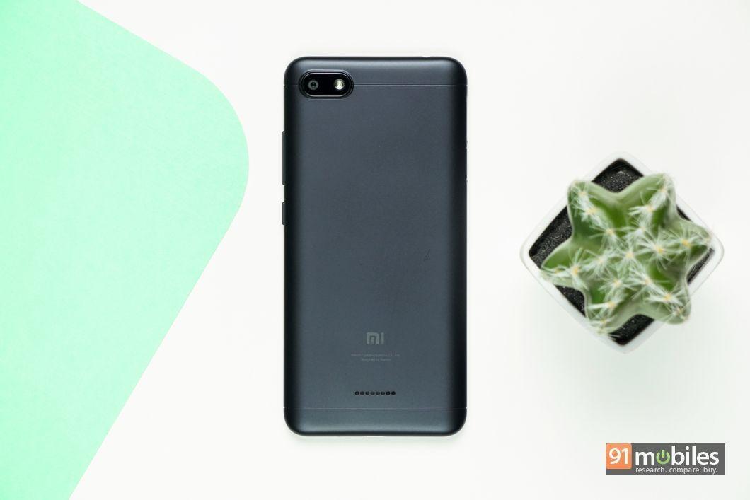 Xiaomi Redmi 6A review 01
