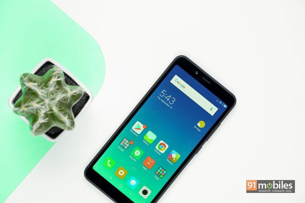 Xiaomi Redmi 6A review 13