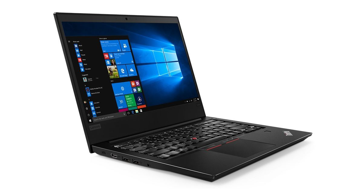 Lenovo S Upcoming Thinkpad E590 Notebook Gets Certified In