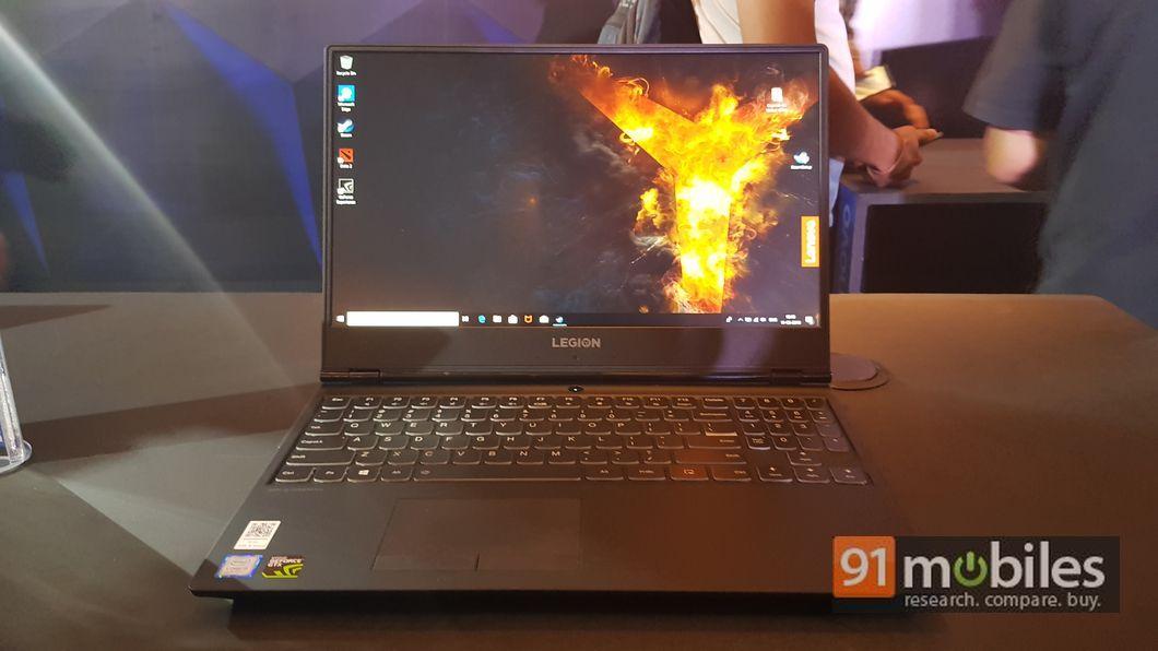 Lenovo Legion Y530 and Y730 first impressions: lightweight yet