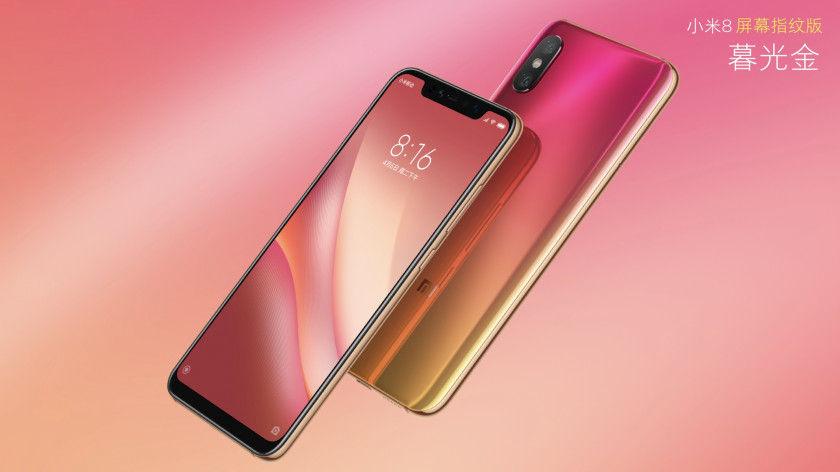 Xiaomi Mi 8 Screen Fingerprint Edition price, specifications, features, comparison