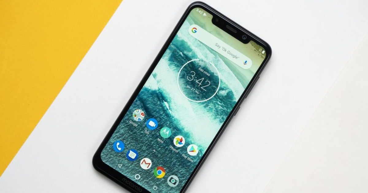 Motorola One Power with Android 9 Pie update spotted on Geekbench
