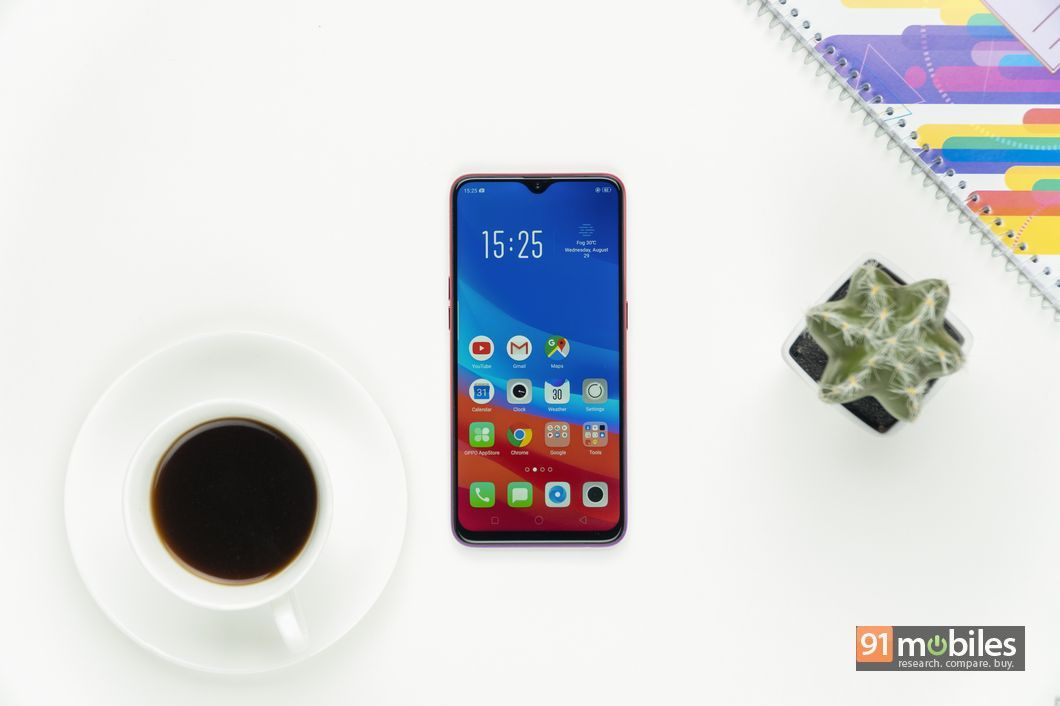 Samsung Galaxy A7 2018 Vs Oppo F9 Pro Vs Vivo V11 Pro Taking The