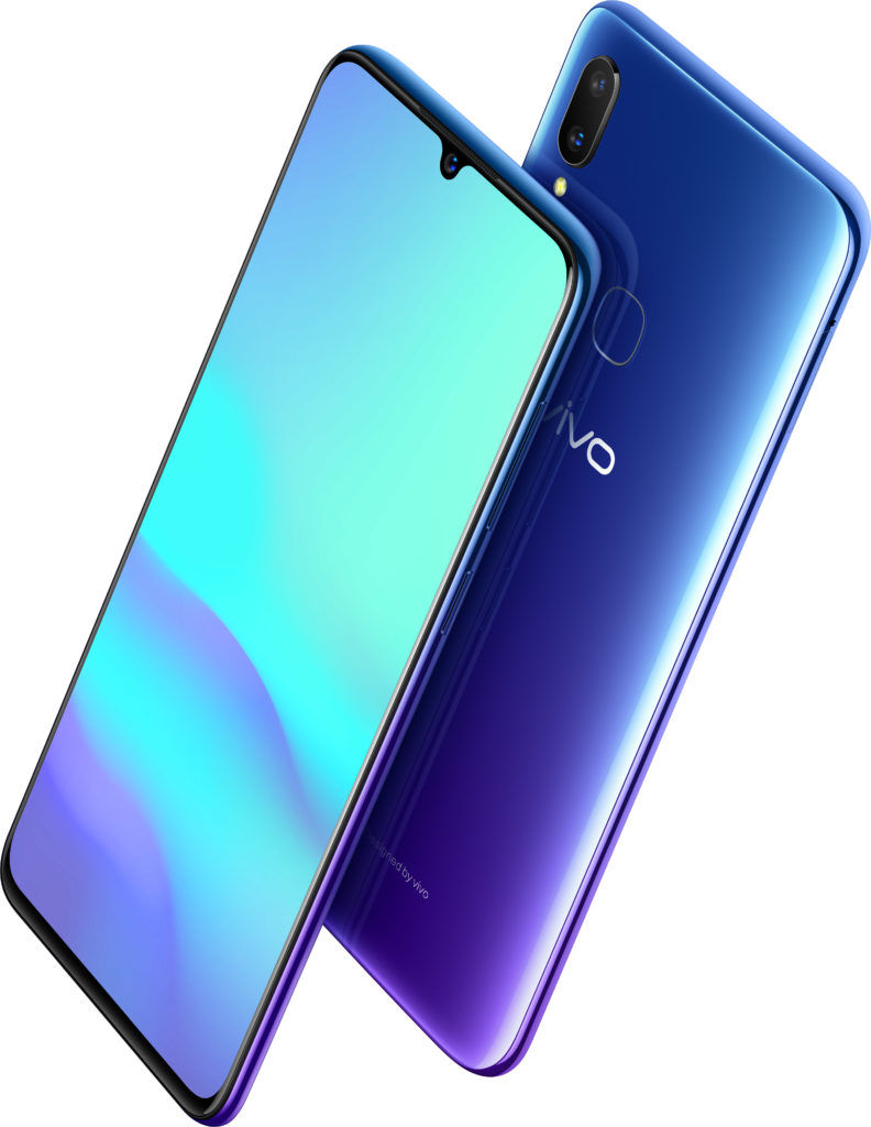 Vivo V11 with 6 3-inch display and Helio P60 SoC launched in