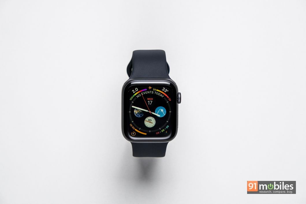 """""""The biggest highlight of the latest Apple Watch is the bezel-less 9ed40a3031"""