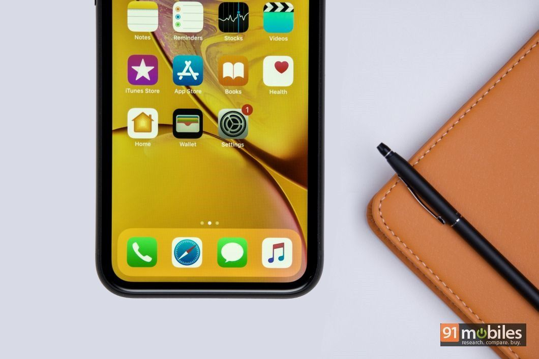 Apple iPhone XR review - 91mobiles 06