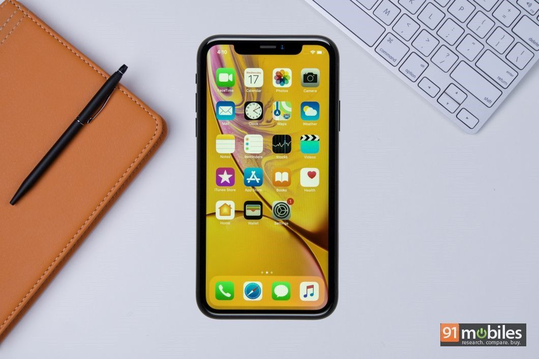 Apple iPhone XR review - 91mobiles 08