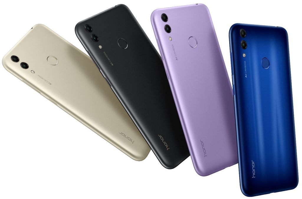 Honor 8C with 6 26-inch FullView display and Snapdragon 632