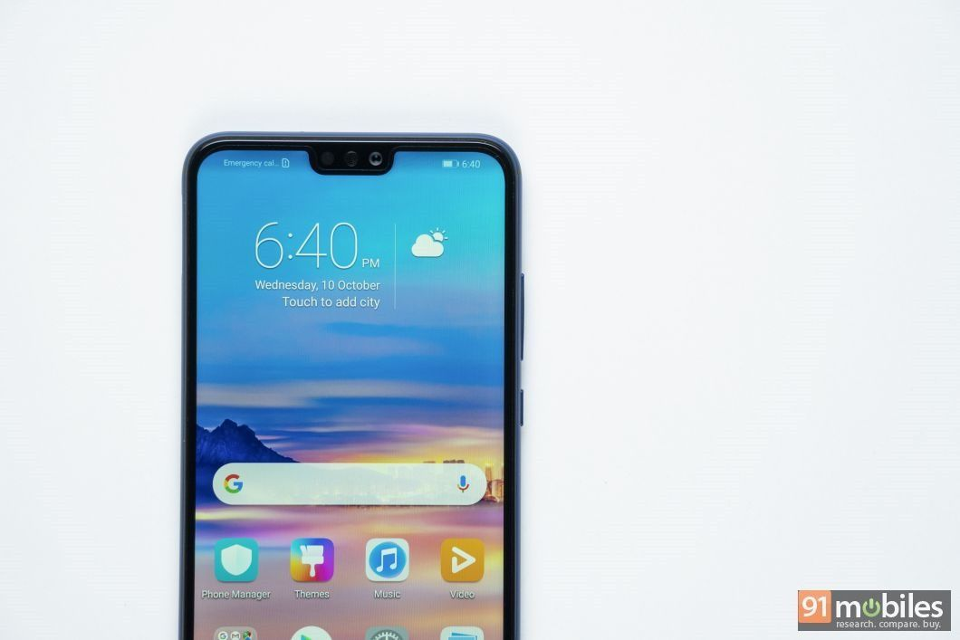 Honor 8X unboxing and first impressions - 91mobiles 09