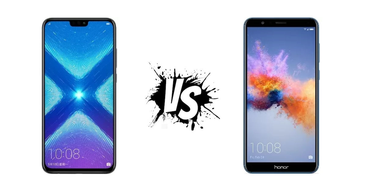 Honor 8X vs Honor 7X: what's changed | 91mobiles com