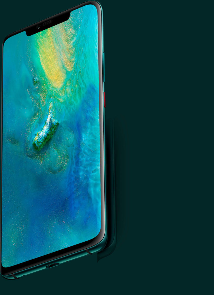 Top 5 features of the Huawei Mate 20 Pro | 91mobiles com