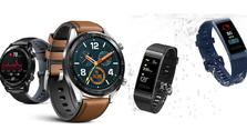 Huawei Watch GT and Band 3 Pro go official with up to 30 days of battery life
