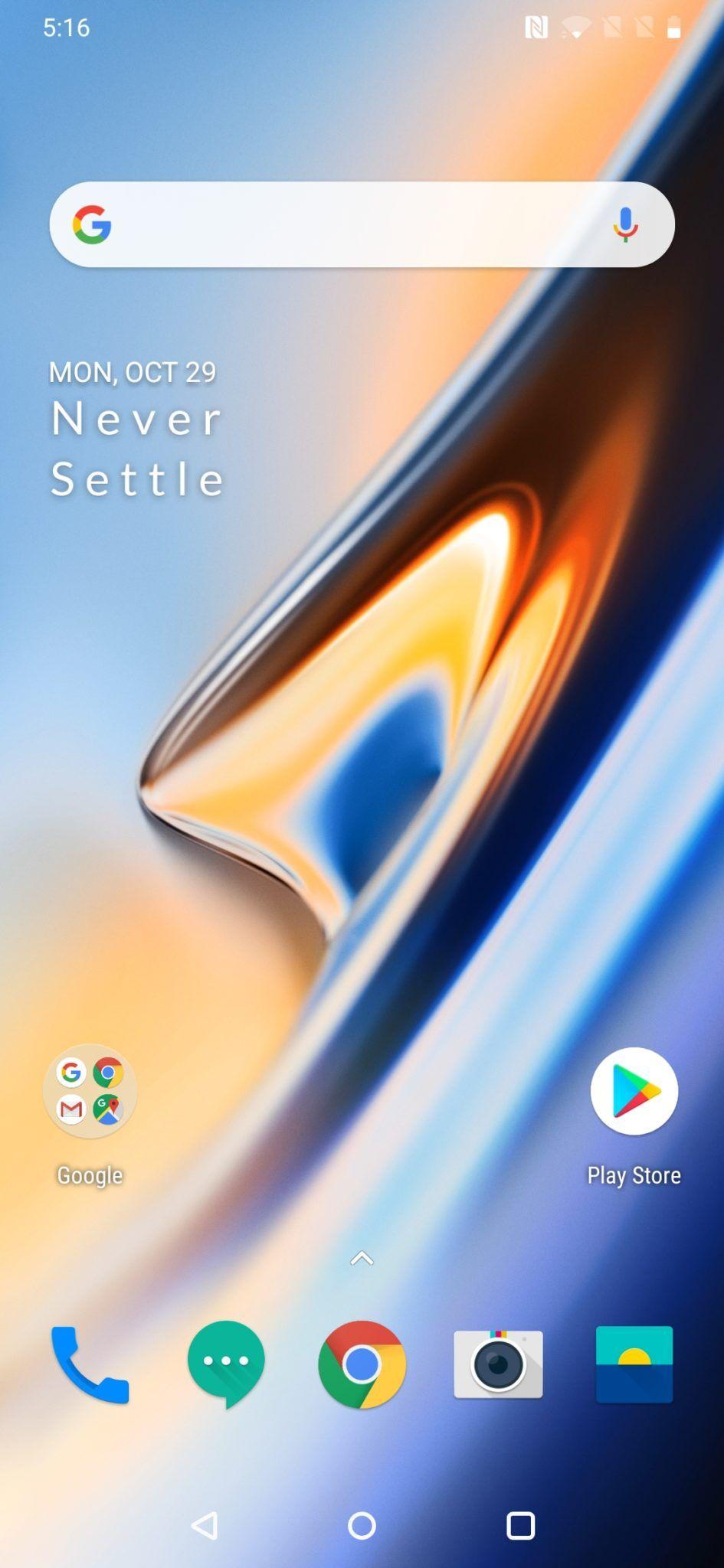 OnePlus 6T UI 2