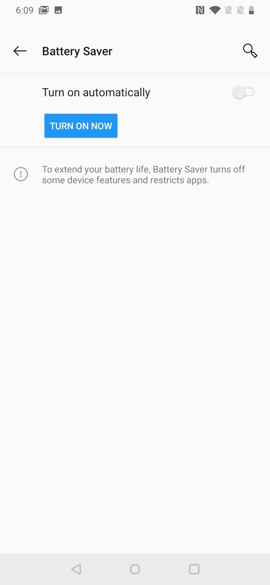 OnePlus 6T battery 1