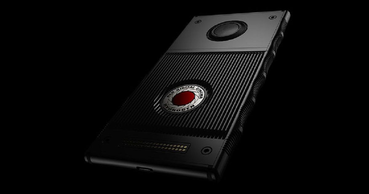 Amidst criticism, RED Hydrogen One smartphone goes on sale